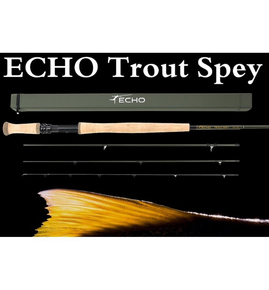 ECHO Trout Spey Rod