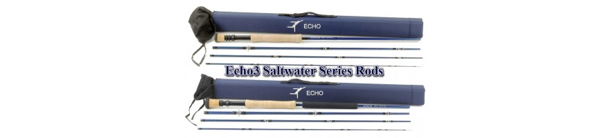 Echo Saltwater rods