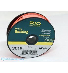 RIO FLY LINE BACKING 30LB - 100YDS