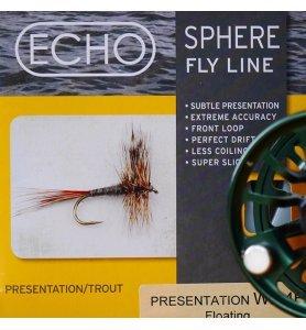 Echo Sphere Line Presentation