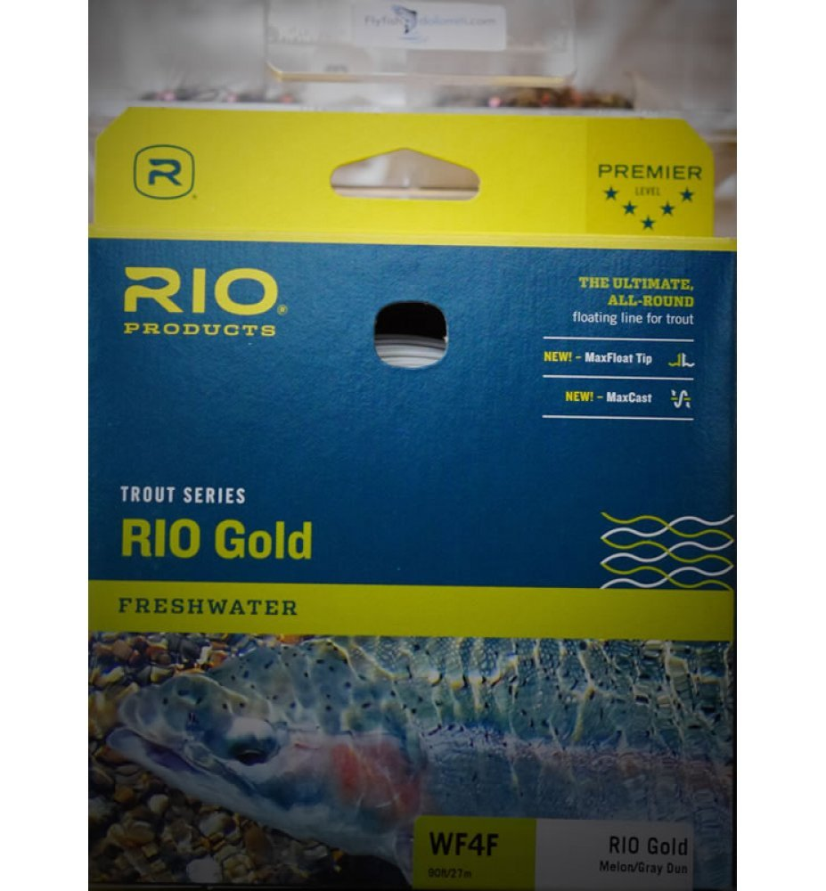 Rio Gold Trout Series - Freshwater