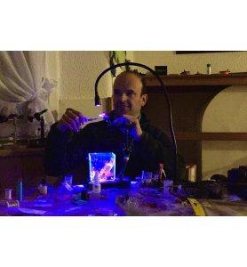 Lampada UV a pedale Apollo