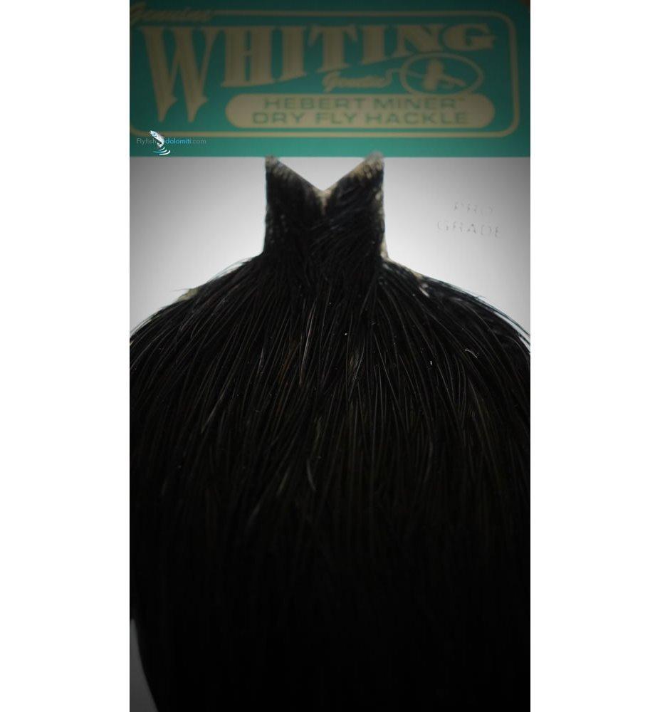 Whiting Pro Grade Herbert Miner: Black