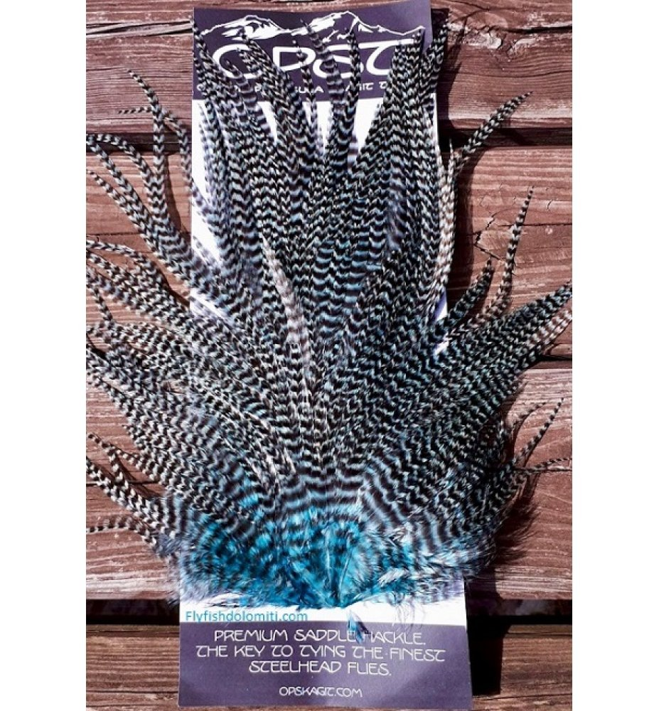 OPST Grizzly Blue Hackle Sella