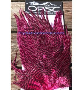 OPST Grizzly Pink Hackle Sella