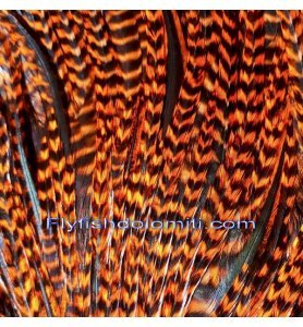 OPST Grizzly Orange Hackle Sella