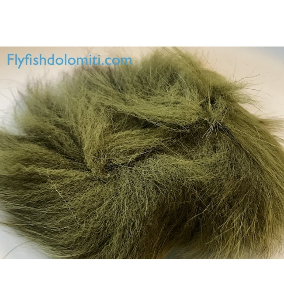 Arctic Fox Tail Veniard