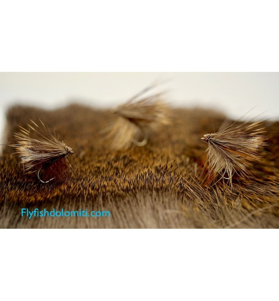 Veniard Pelo di Cervo - Deer Hair Natural