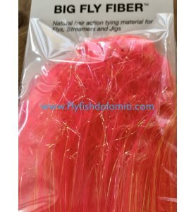 Hedron Curled Big Fly Fiber Blends