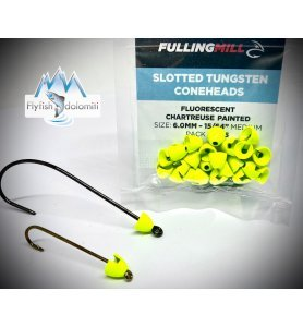 Fulling Mill Slotted Tungsten Conehead