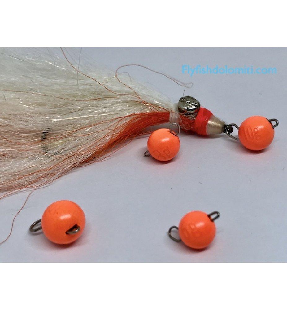 Cheburashka Tungsteno Orange Fluo