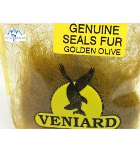 Veniard Genuine Seals Fur (pelo di foca)