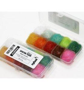 Sybai Fine Spectra Dubbing, Box, Colori vivaci
