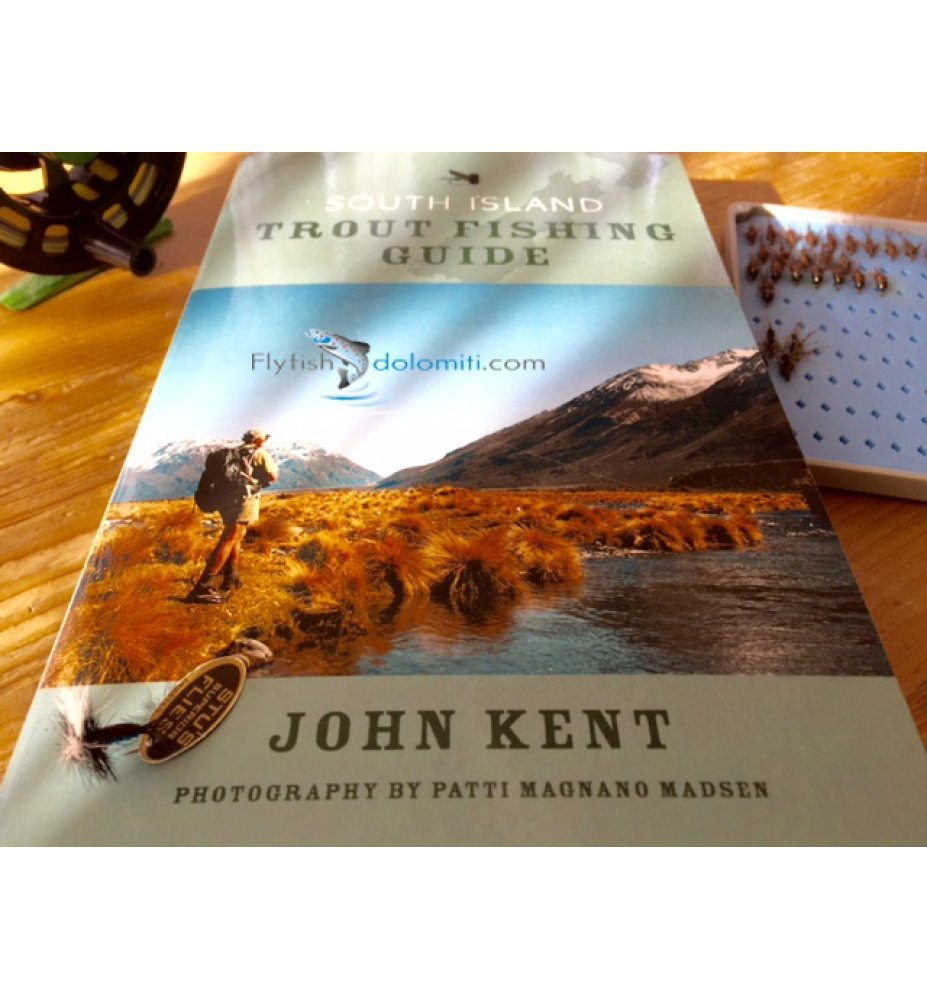 John Kent Trout Fishing Guide