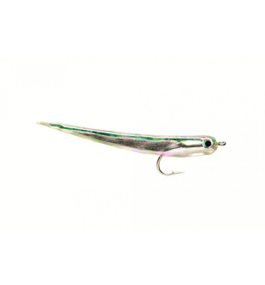 GUMMY MINNOW GREEN