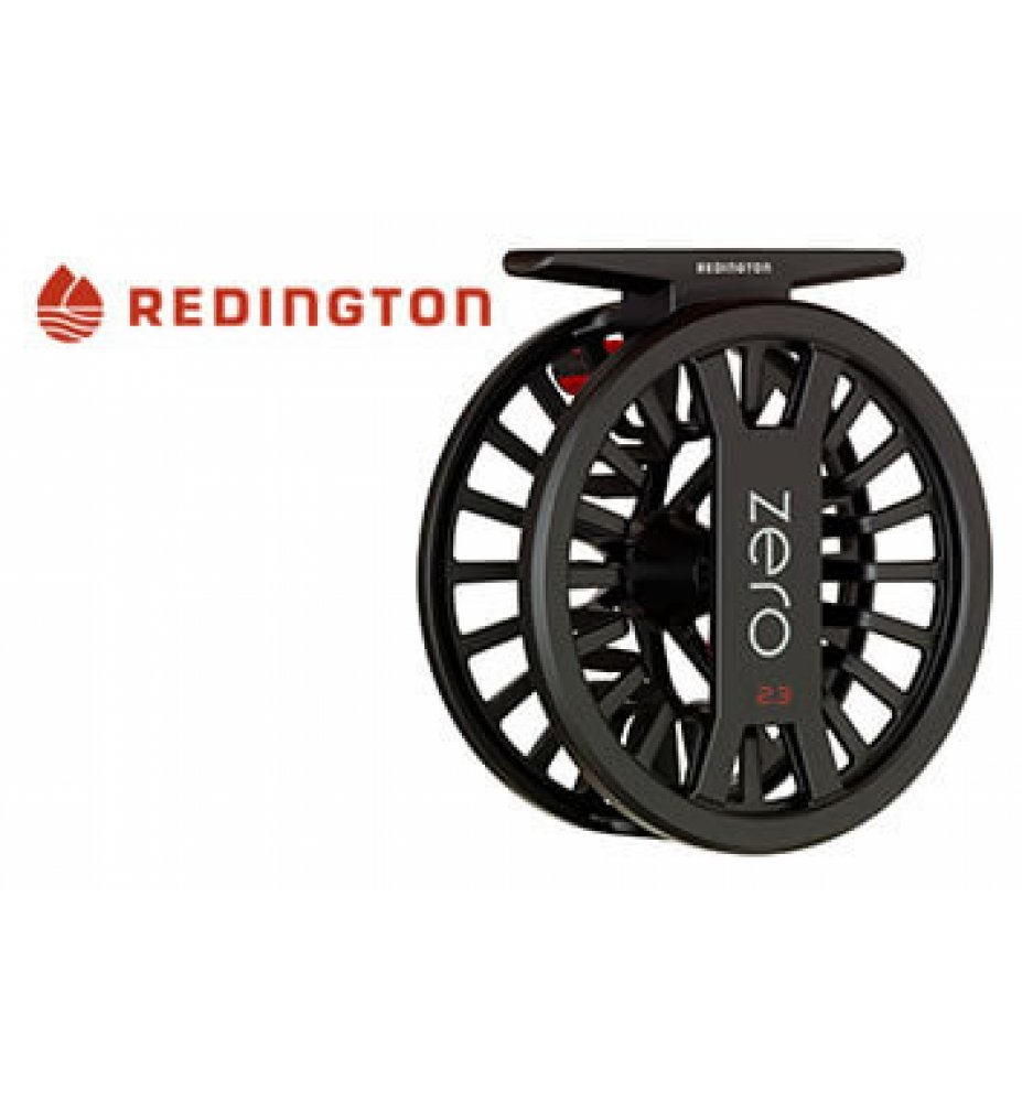 Redington Zero Black